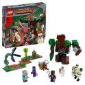 LEGO Minecraft 21176 Конструктор ЛЕГО Майнкрафт Мерзость из джунглей