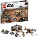 LEGO Star Wars 75299 Конструктор ЛЕГО Звездные войны Испытание на Татуине
