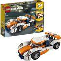 LEGO Creator 31089 Конструктор ЛЕГО Криэйтор Оранжевый гоночный автомобиль