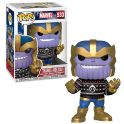 Funko 43336F Фигурка Funko POP! Bobble: Marvel: Holiday: Thanos