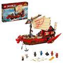 LEGO Ninjago 71705 Конструктор ЛЕГО Ниндзяго Летающий корабль Мастера Ву