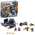 LEGO Super Heroes 76143 Конструктор ЛЕГО Супер Герои Мстители: Нападение на грузовик