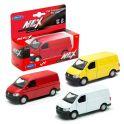 Welly 43762 Велли Модель машины 1:34-39 Volkswagen Transporter T6 Van, 1:38