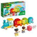 LEGO DUPLO 10954 Конструктор ЛЕГО ДУПЛО Поезд с цифрами - учимся считать