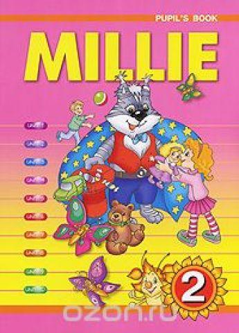 Millie-2. Pupil's Book / Милли. Английский язык. 2 класс