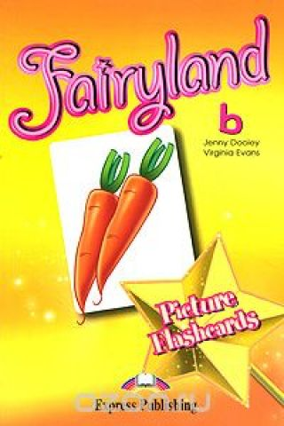 Fairyland 2: Picture Flashcards