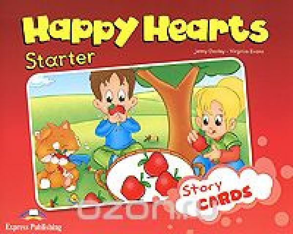 Happy Hearts: Starter: Story Cards
