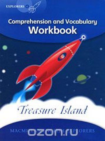 Treasure Island: Comprehension and Vocabulary Workbook: Level 6