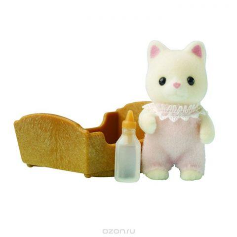 """Sylvanian Families Игровой набор """"Малыш котенок"""""""