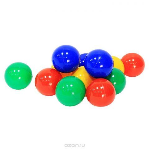 """Набор шаров """"Нордпласт"""", 8 см, 50 шт"""