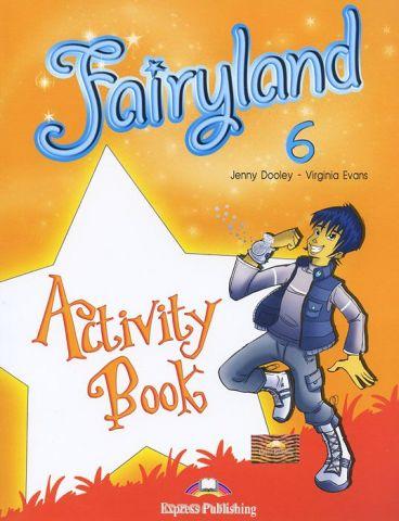 Fairyland 6: Activity Book