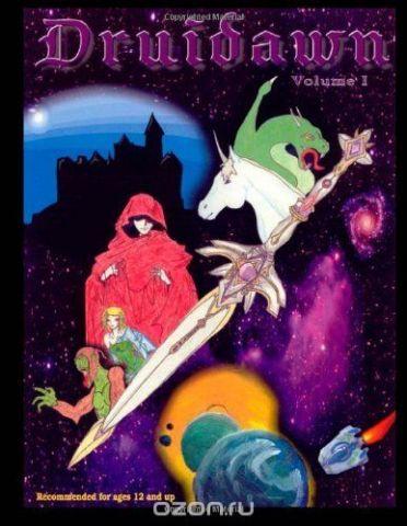 Druidawn: Volume I: Revised Edition