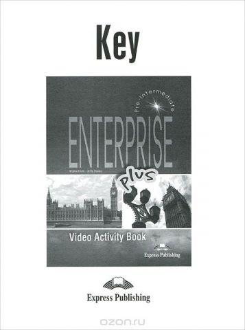 Enterprise plus: video activity book: key
