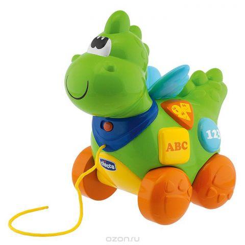 """Развивающая игрушка-каталка """"Говорящий дракон"""""""