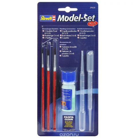 """Набор аксессуаров для раскрашивания моделей """"Model-Set"""""""