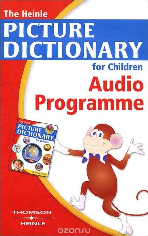 The Heinle Picture Dictionary for Children: Audio Programme (аудиокурс на 3 CD)