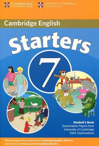 Cambridge English 7: Starters: Student's Book