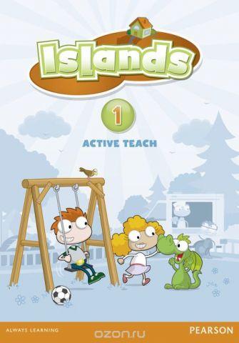 Islands handwriting Level 1 Active Teach