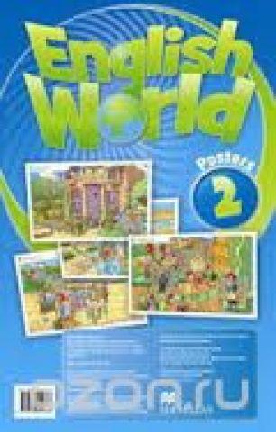 English World Level 2 Poster
