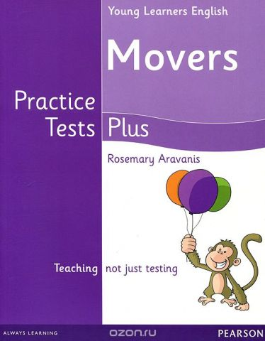 Young Learners English: Movers: Practice Tests Plus