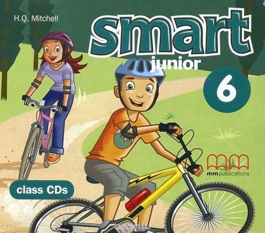 Smart Junior 6 (аудиокурс на 2 CD)