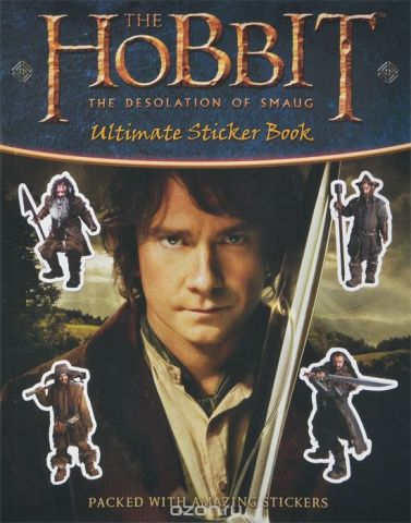 The Hobbit: The Desolation of Smaug: Ultimate Sticker Book