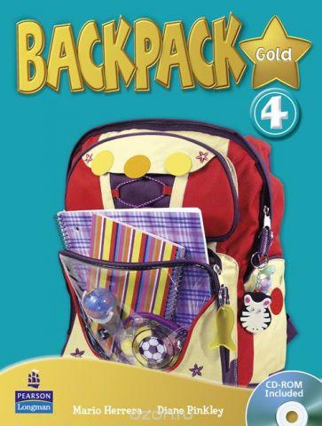 Backpack Gold 4 SB +R NEd Pk