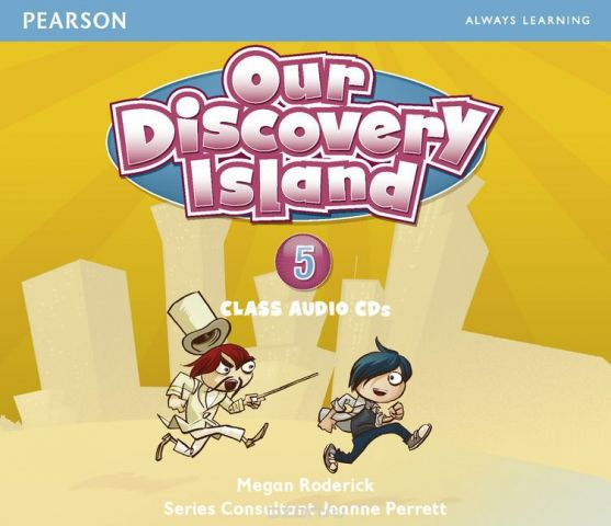 Our Discovery Island: Level 5 (аудиокурс на 3 CD)