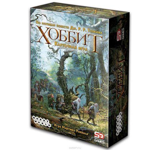 Hobby World Настольная игра Хоббит (2-е издание)