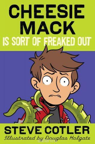 CHEESIE MACK IS SORT OF (CM#5)