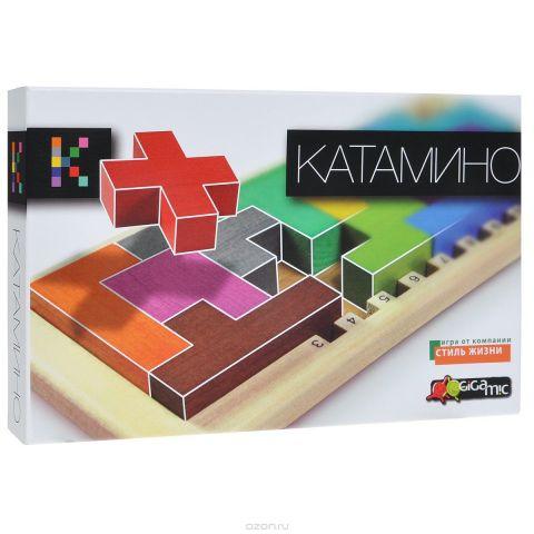 """Настольная игра Gigamic """"Катамино"""""""