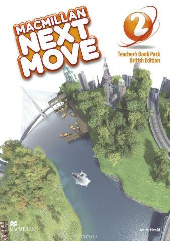 Next Move British English Level 2 Teacher's Book Pack