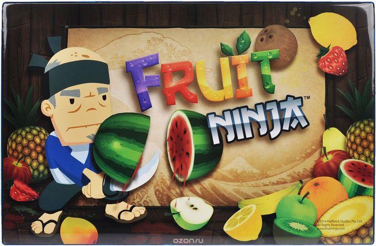 """Накладка на стол Action! """"Fruit Ninja"""", 58 см х 38 см"""