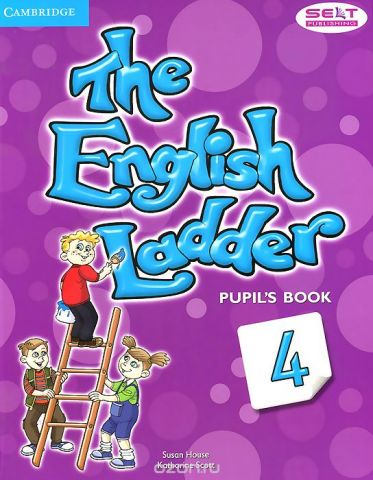 The English Ladder: Level 4: Pupil's Book