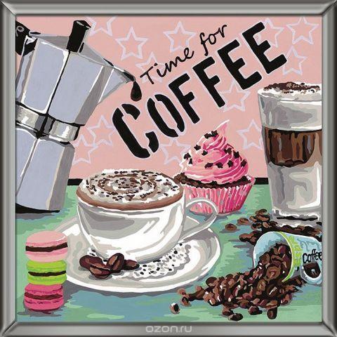 Ravensburger Раскрашивание по номерам Кофе
