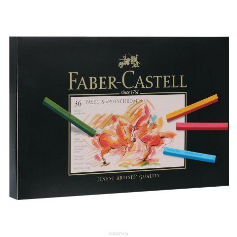"""Пастель Faber-Castell """"Polychromos"""", 36 шт"""