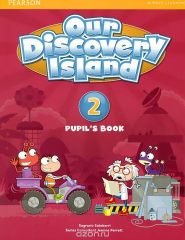 Our Discovery Island: Level 2: Pupil's Book