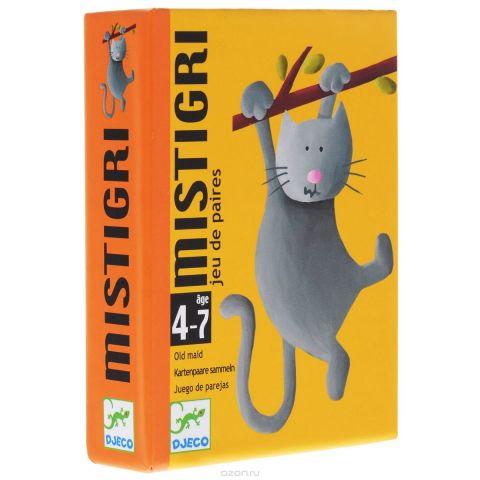 Djeco Обучающая игра Мистигри
