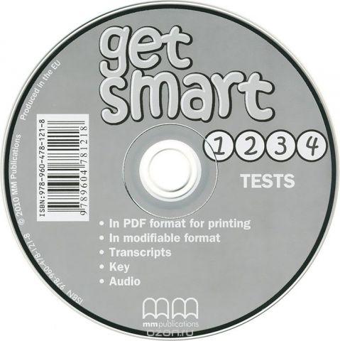 Get Smart 1-4 Tests CD-ROM