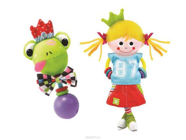 Yookidoo Игровой набор Принцесса и лягушка