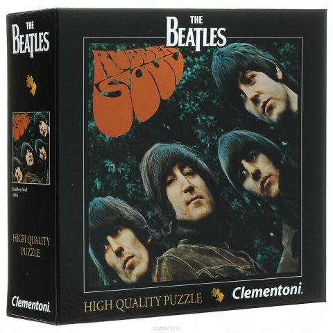 Clementoni The Beatles, Rubber Soul. Пазл, 289 элементов