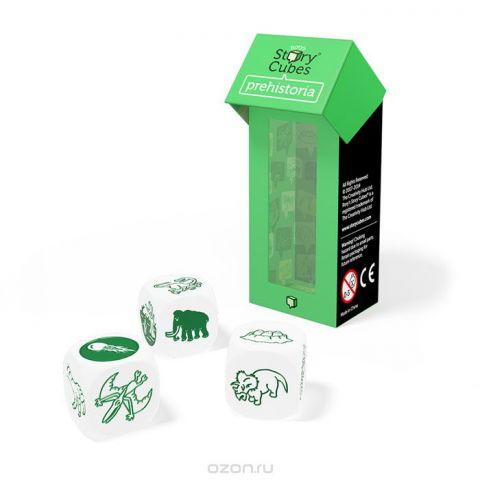 Story Cubes Игральные кубики Динозавры дополнительный набор
