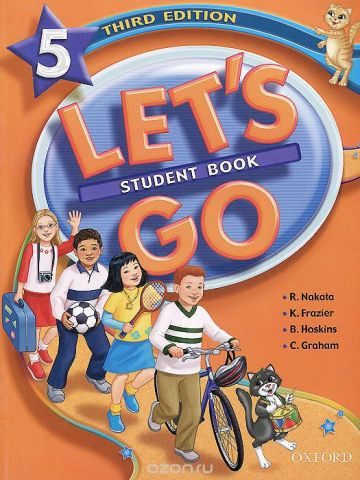 Let's Go 5: Student Book