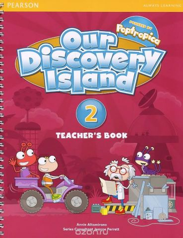 Our Discovery Island: Level 2: Teacher's Book