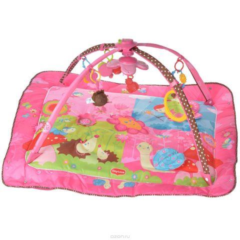 """Развивающий  коврик """"Моя принцесса"""", 5 в 1, цвет: розовый"""
