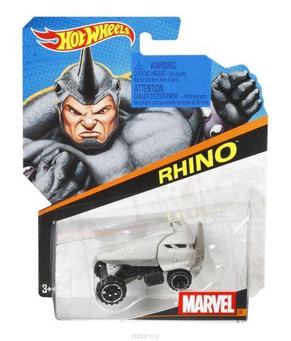 Hot Wheels® Машинки героев Marvel. BDM71_BDM80