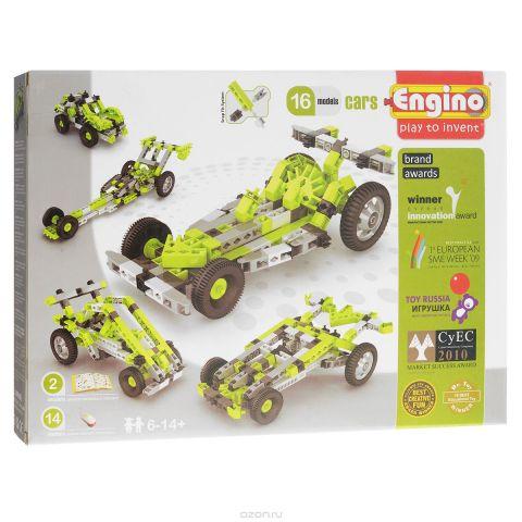 Engino Конструктор Cars PB41