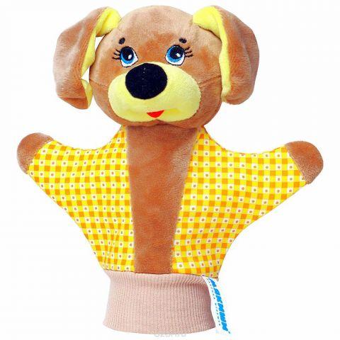 """Мягкая игрушка на руку """"Собачка"""", 22 см"""
