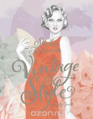 Sticker Fashionista: Vintage Style