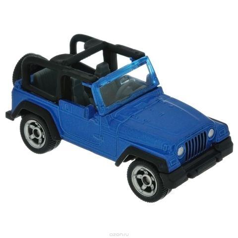 Siku Модель автомобиля Jeep Wrangler